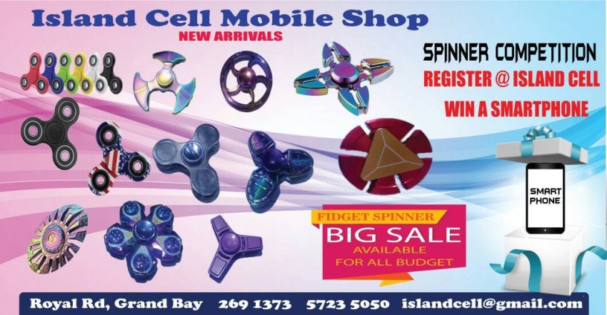 Big sale on fidget spinners - for all budgets - Fidget spinners at AsterVender
