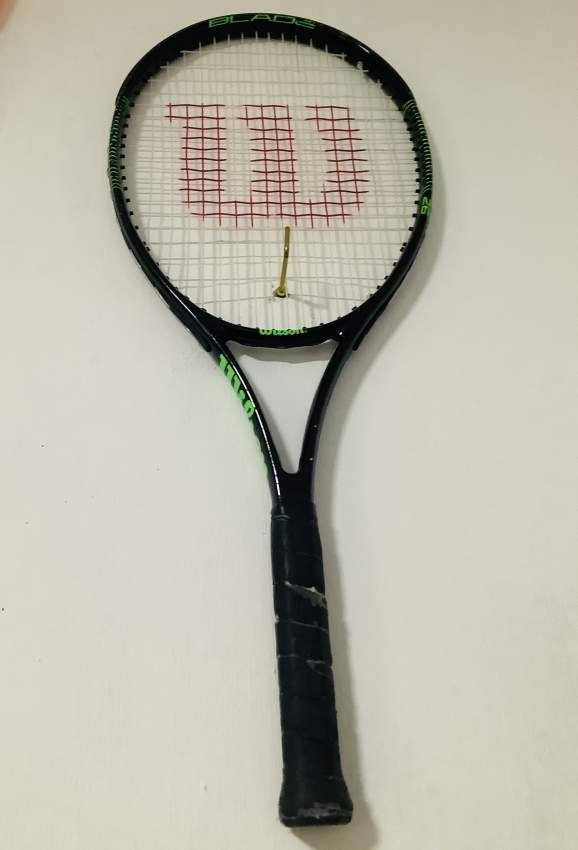 Original Wilson tennis racket