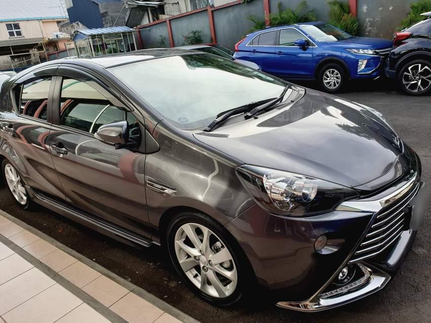 Toyota Aqua G Hybrid