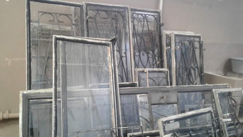 Metal windows and doors