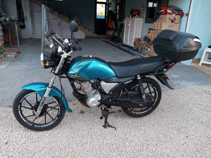 Yamaha Crux 110 cc a vendre