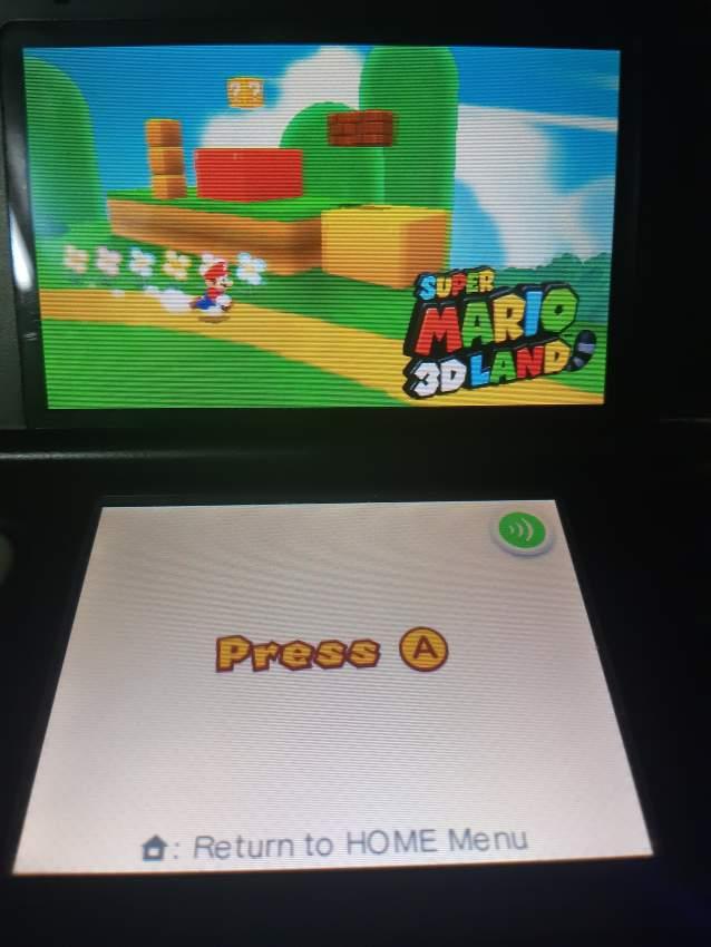 Vente de jeux digitaux (DS et 3DS)