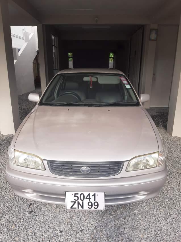 Toyota Corolla EE111 Year 1999