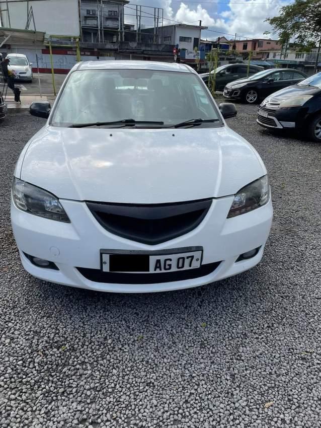 Mazda 3 year 07