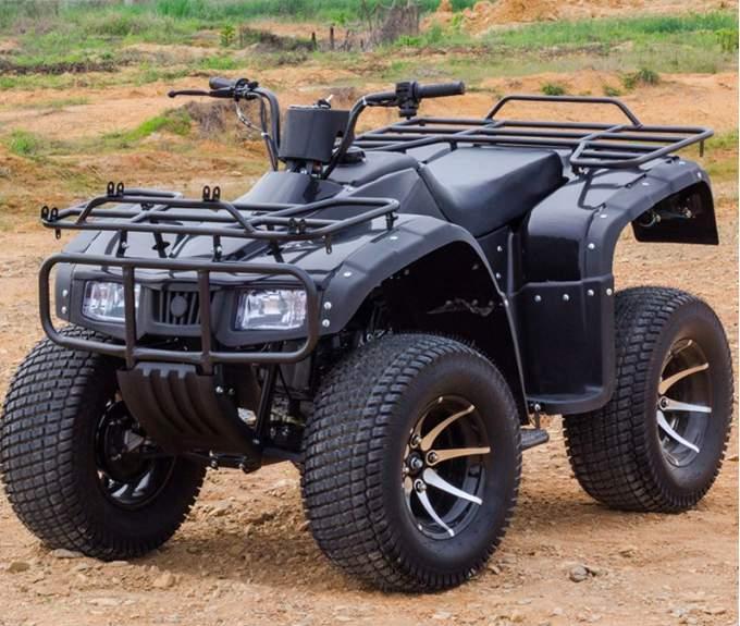 Brand New Automatic 250cc ATV