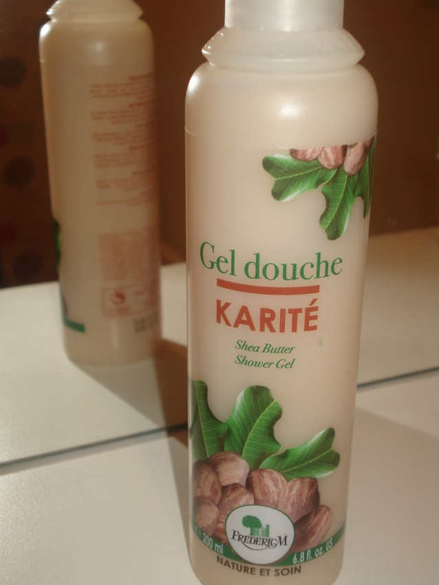 Gel douche at AsterVender