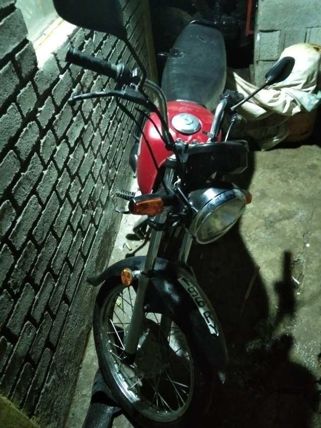 Honda ace 125 cs