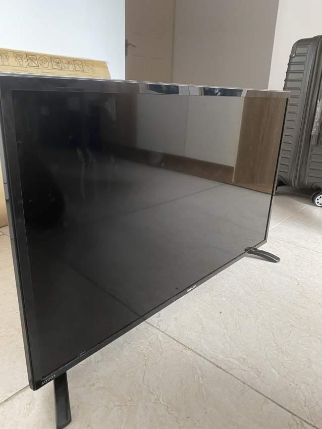 32 inches Sharp Aquos LED TV