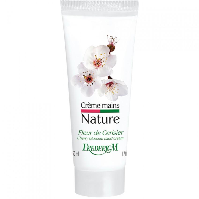 Créme mains nature fleur de cerisier
