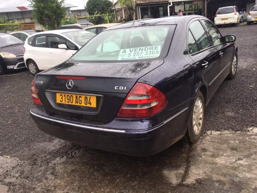 Mercedes benz  E270 Yr 04