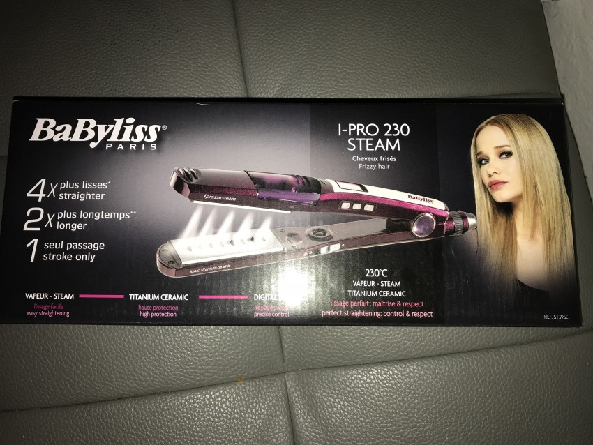 Babyliss iPro 230 STEAM NEUF - Other Hair Care Products at AsterVender