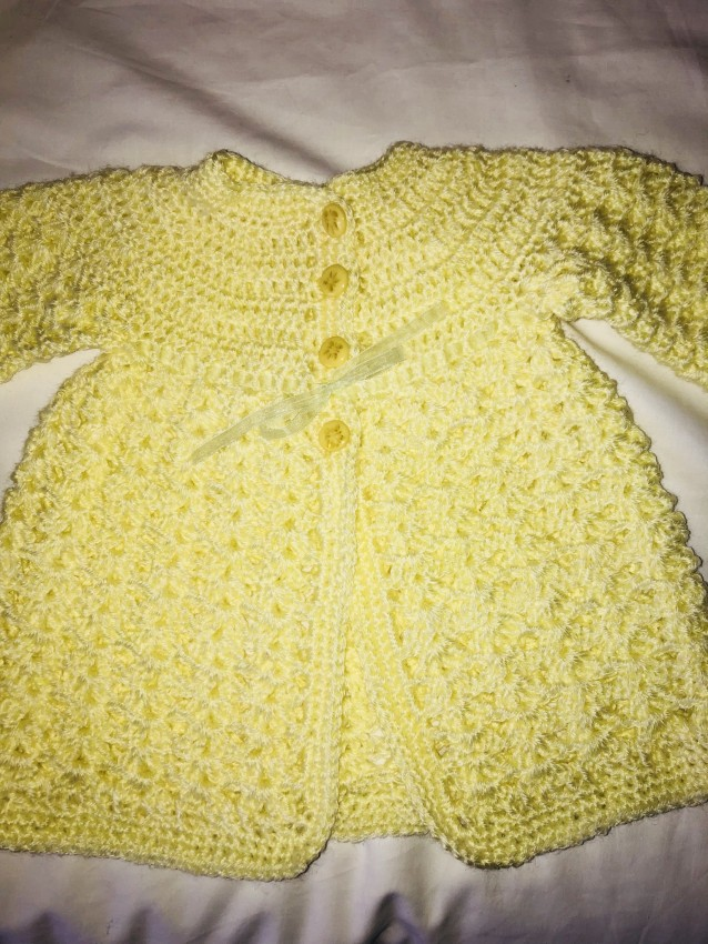 Baby Crochet  - Sweater (Kids) at AsterVender