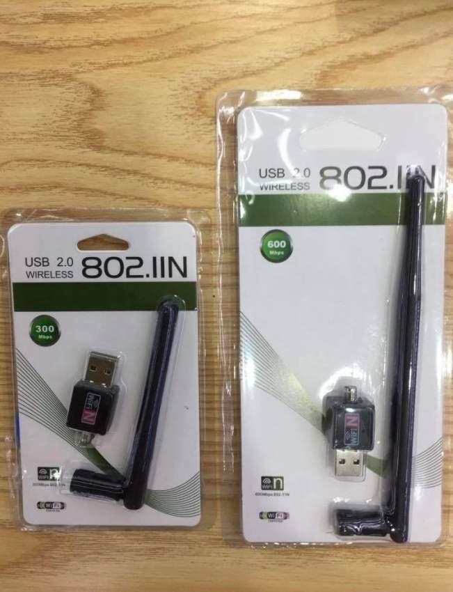 2021 Best Price Mini USB Wireless Adaptor 300Mbps WIFI Receiver