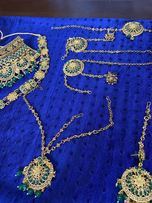 Bridal Wedding jewelry Set - 1 - Wedding Jewelry  on Aster Vender