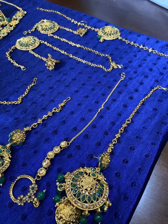 Bridal Wedding jewelry Set - 2 - Wedding Jewelry  on Aster Vender