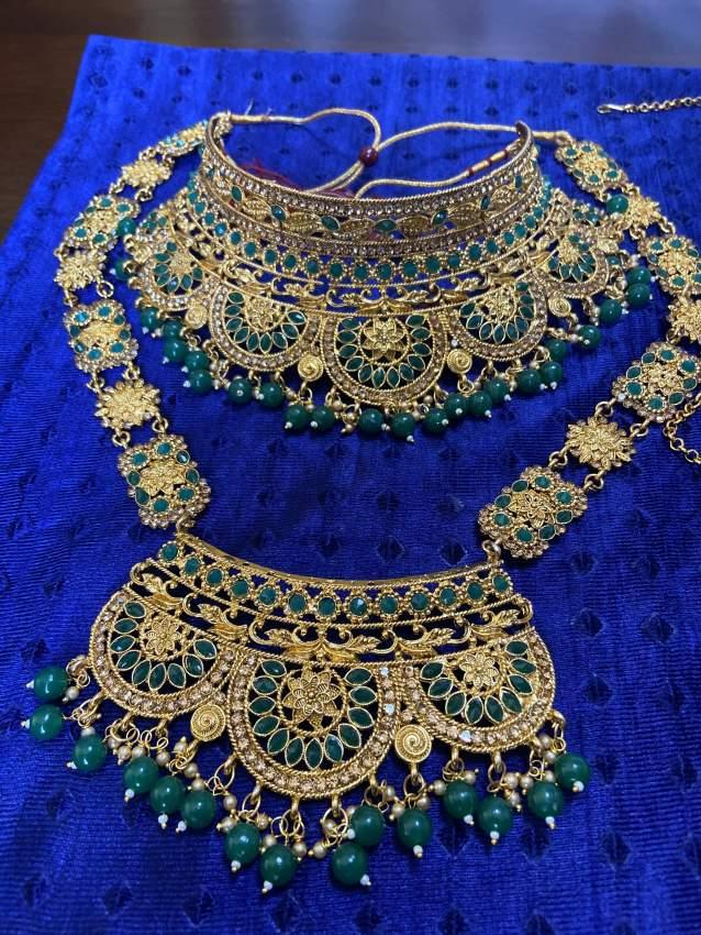 Bridal Wedding jewelry Set