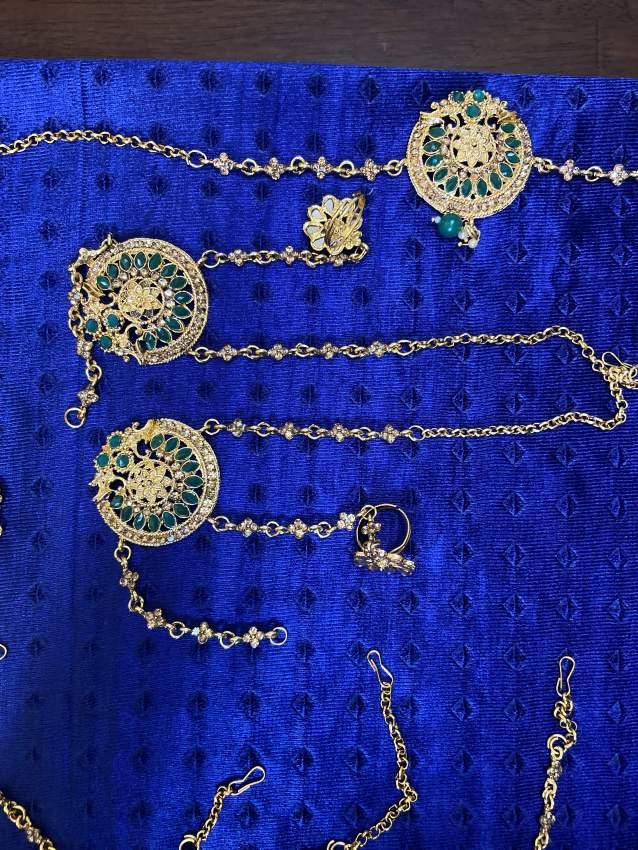 Bridal Wedding jewelry Set - 3 - Wedding Jewelry  on Aster Vender