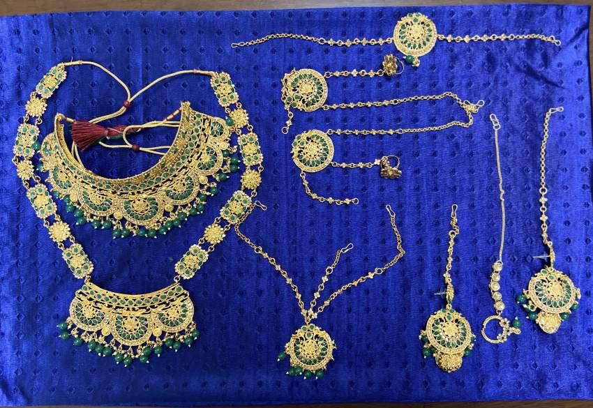 Bridal Wedding jewelry Set - 4 - Wedding Jewelry  on Aster Vender
