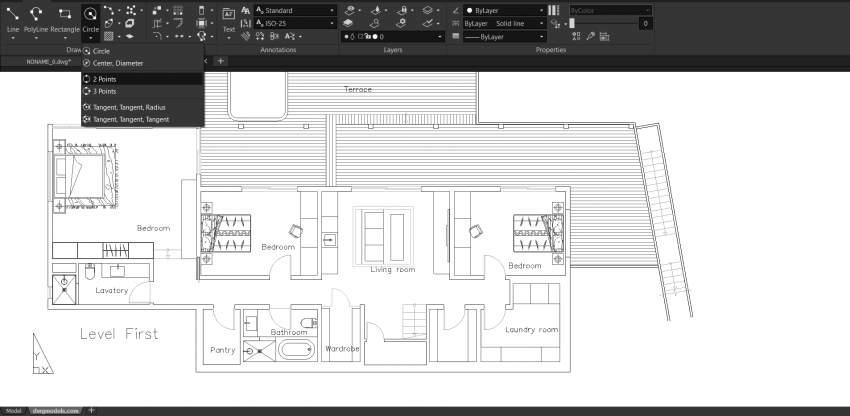 KAËLLI WORK®- FREE AutoCAD like Designing Software