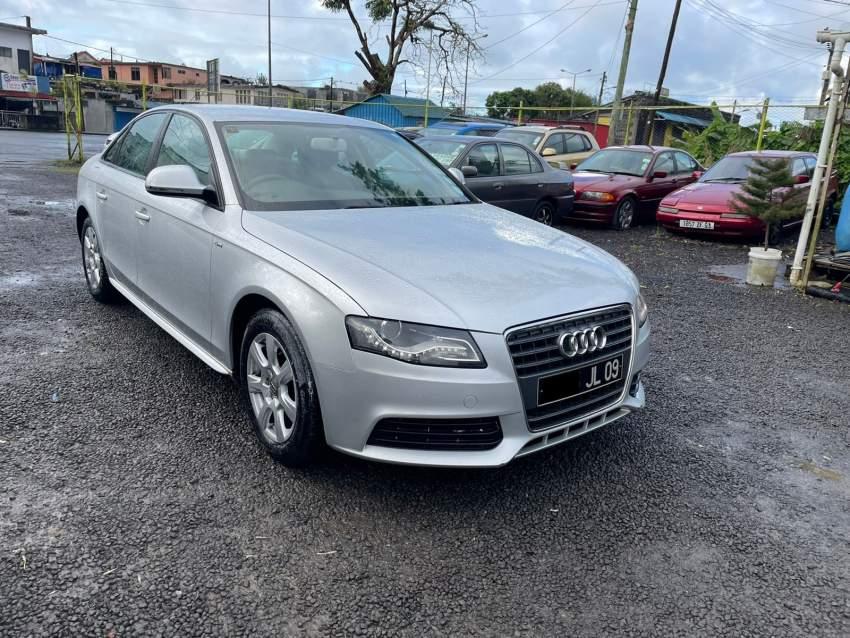 Audi A4 Year 09