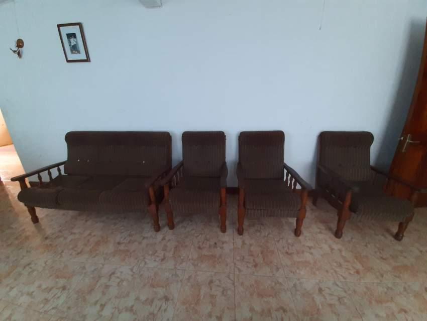 Set de Sofa 6 places