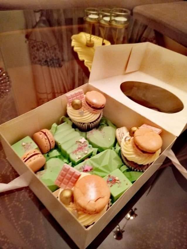 Wedding treats box