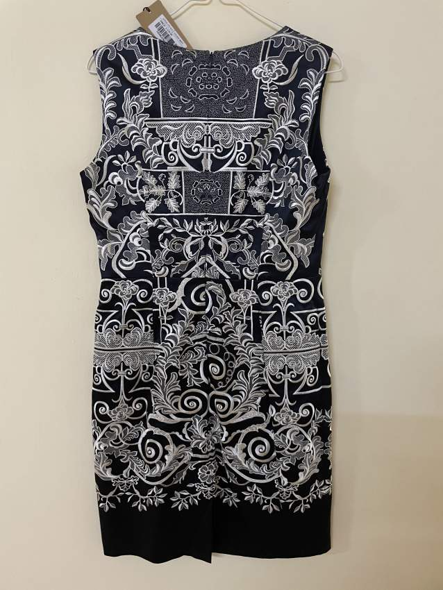 Evening/ party dress UK size 10-12, dark blue/ navy