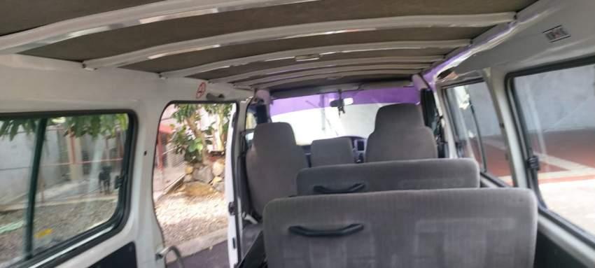 Van 15 places