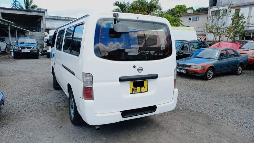 Nissan Urvan Year 07