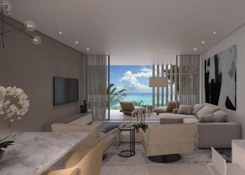 (Ref. MA7-014) Pointe aux Canonniers appartements PDS
