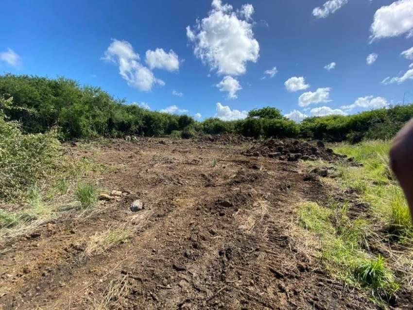 (Ref. MA7-181) A vendre terrain résidentiel - Pereybere