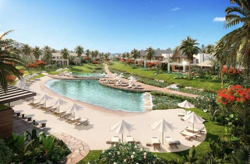 (Ref. MA7-208) Splendide villa avec vue sur le lagon