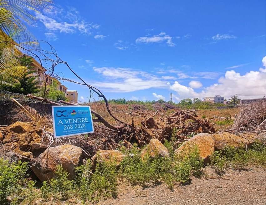 (Ref. MA7-348) Terrain résidentiel à 10 minutes de la plage