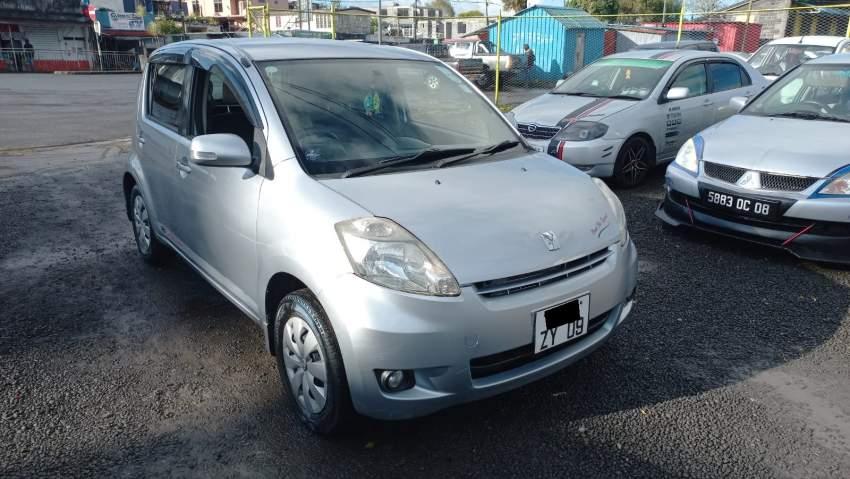 Toyota passo Year 09