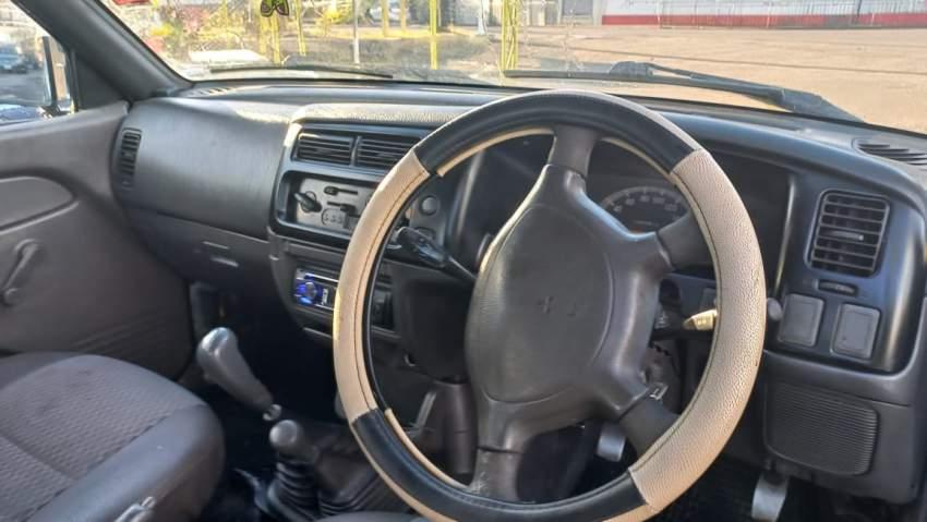 4x4 Mitsubishi L200 Year 03