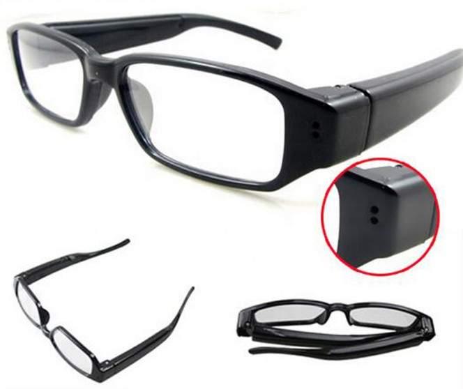 Full HD 1080p Covert Camera Spy Glasses