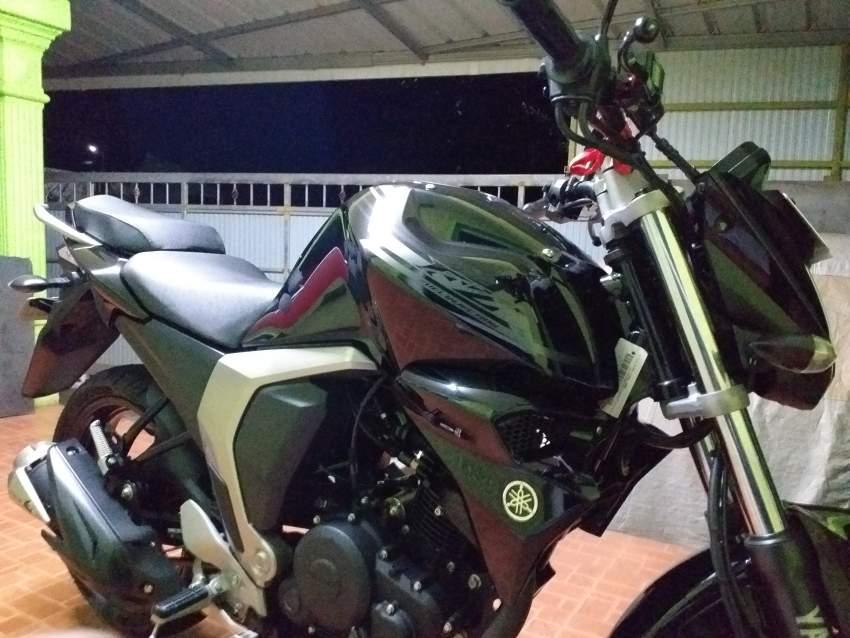 Yamaha FZN150