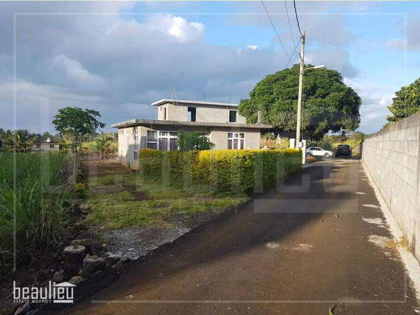 78 Perches Residential Land at Belle Vue Maurel