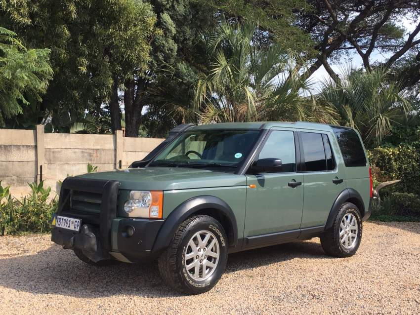 Land Rover Discovery 3 TDV6 SE - Pickup trucks (4x4 & 4x2) at AsterVender
