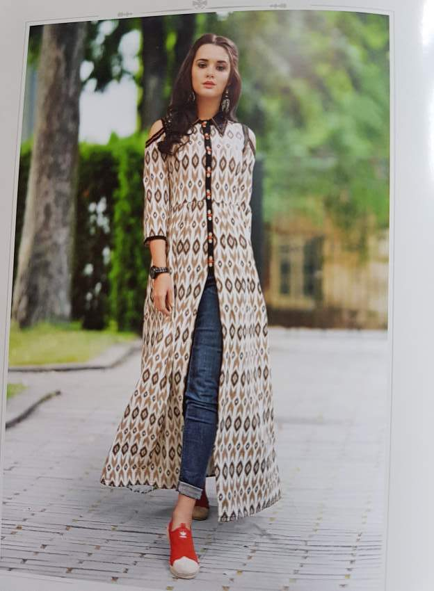 designer kurti - Tops (Women) at AsterVender