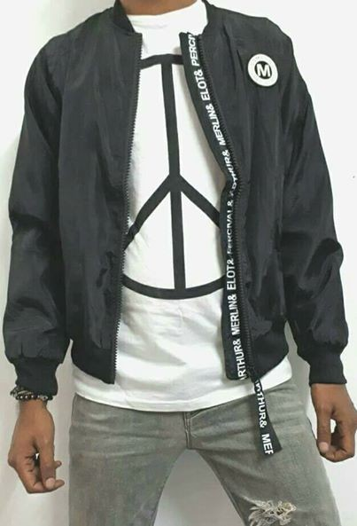 Bomber jacket - Jackets & Coats (Men) at AsterVender