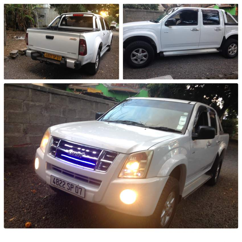 ISUZU D-MAX - Pickup trucks (4x4 & 4x2) at AsterVender