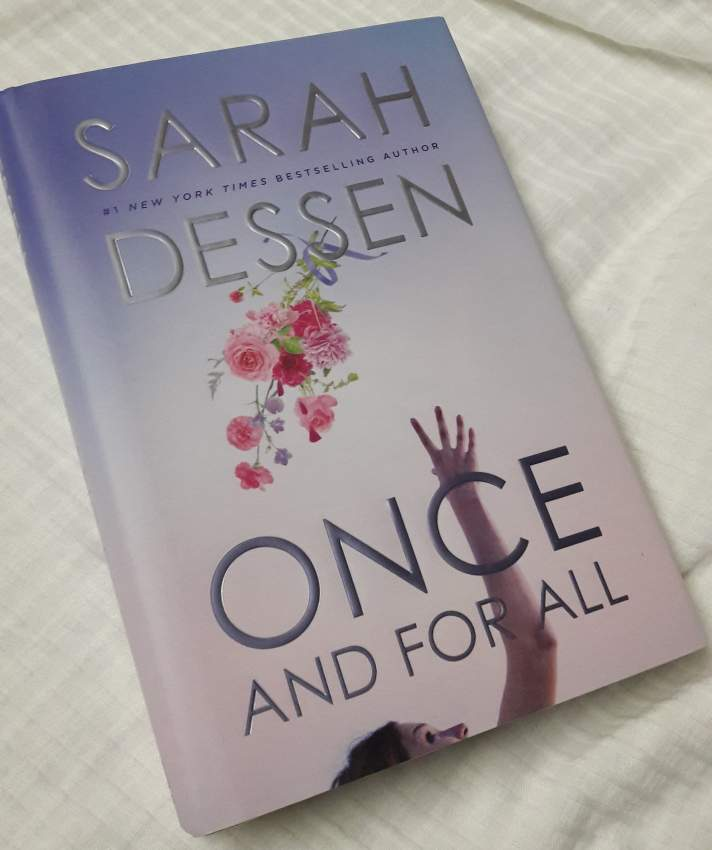 Once Once and for All by Sarah Dessen