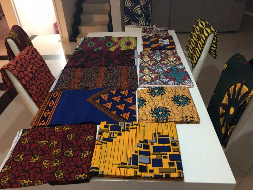 Ankara fabrics - Fabric at AsterVender