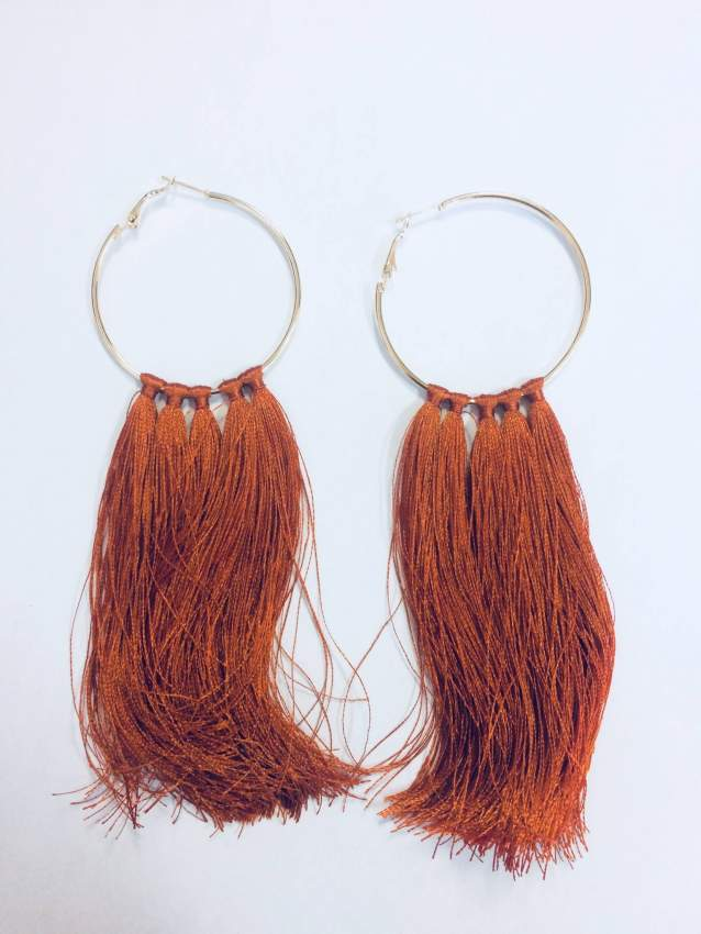 HAND-MADE EARRINGS