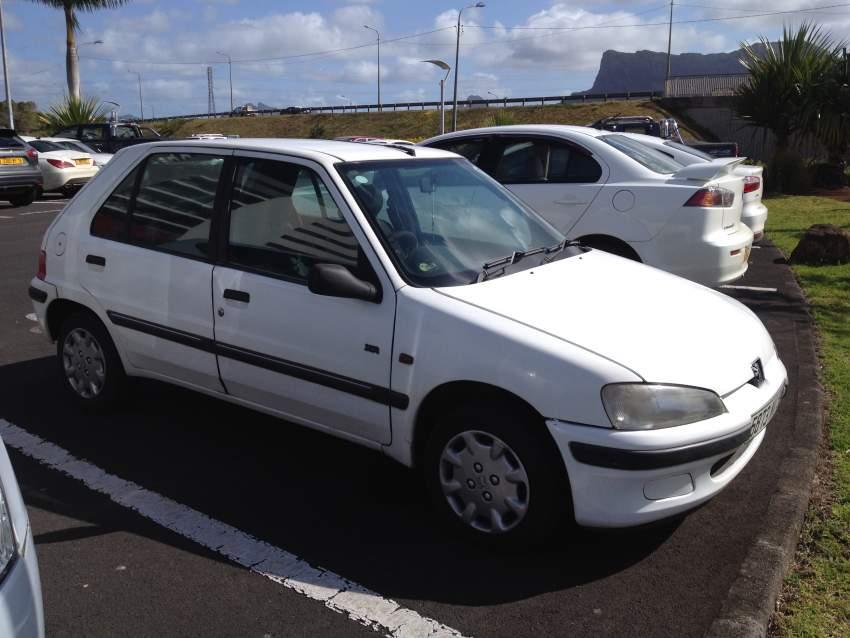 Peugeot 106XR
