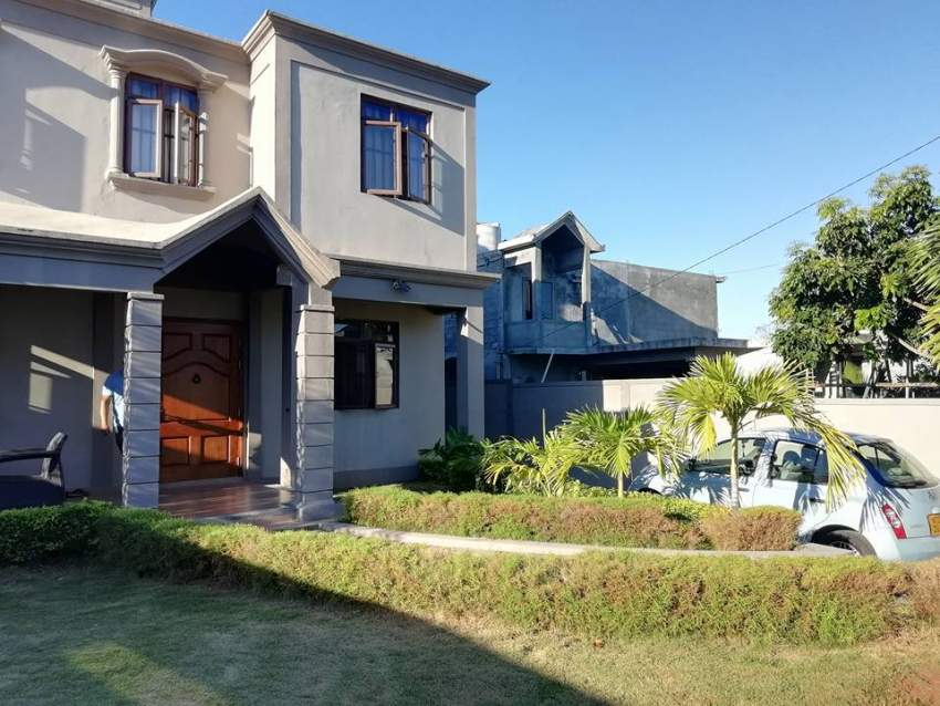 occasion!!!  fully furnished house at Petit Raffray @ Rs 8,800,000