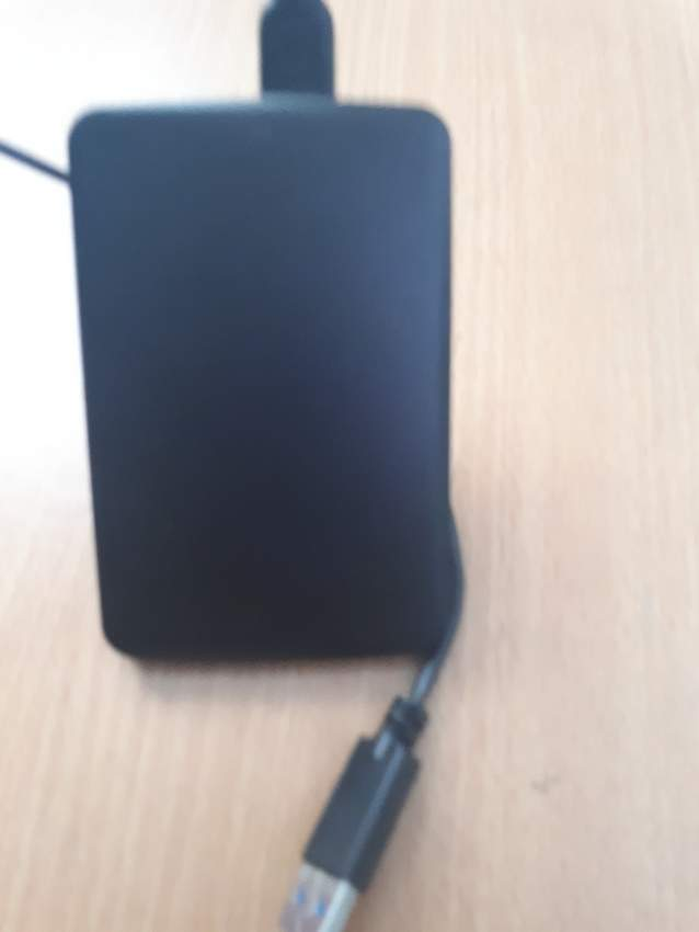 EXTERNAL HARD DRIVE 2 TB - All Informatics Products at AsterVender