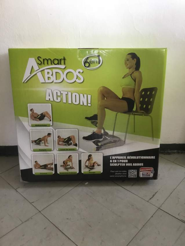 Smart Abdos - Fitness & gym equipment at AsterVender