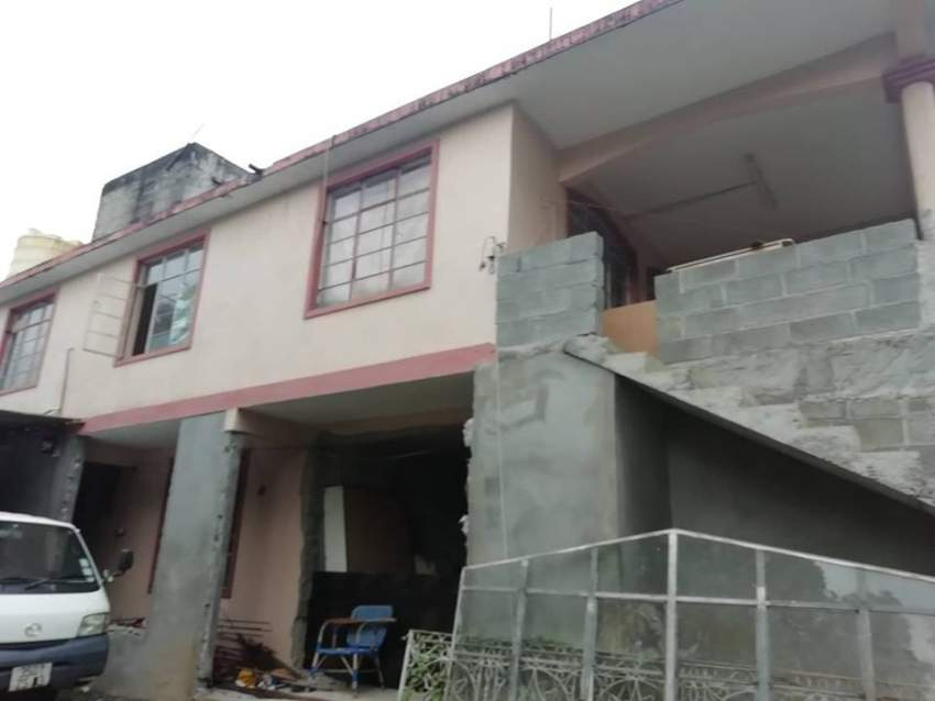 2 storey house for sale in Long Mountain @ Rs 2,750,000 negotiable